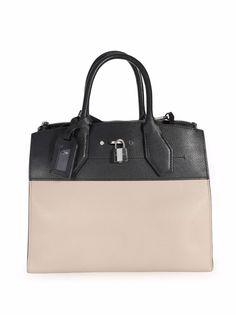 Louis Vuitton сумка-тоут City Steamer MM pre-owned