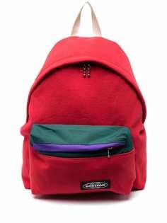 Eastpak рюкзак в стиле колор-блок с нашивкой-логотипом