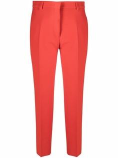 MSGM укороченные брюки строгого кроя