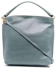 Coccinelle сумка-тоут с логотипом