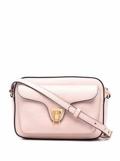 Coccinelle сумка через плечо с логотипом