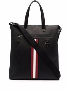 Bally сумка-тоут с логотипом