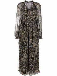 Lala Berlin платье макси с принтом