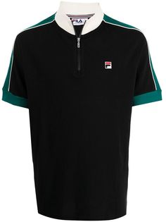 Fila рубашка поло Parrini в стиле колор-блок
