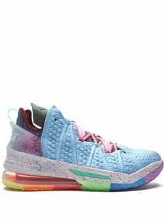 Nike кроссовки LeBron 18 Best Of 1-9
