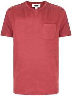 YMC футболка Wild Ones с нагрудным карманом