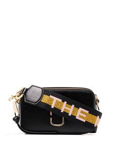 Marc Jacobs двухцветная сумка через плечо Snapshot
