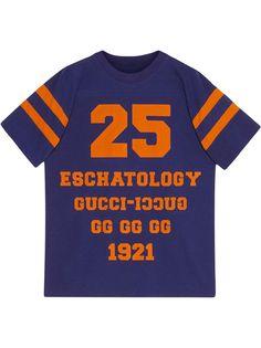 Gucci футболка с принтом 25 Gucci Eschatology