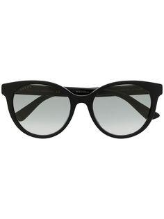 Gucci Eyewear солнцезащитные очки с логотипом Interlocking G