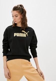 Свитшот PUMA ESS+ Metallic Logo Crew FL