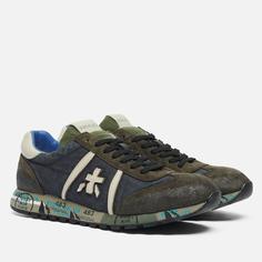 Мужские кроссовки Premiata Lucy 5311, цвет синий, размер 45 EU