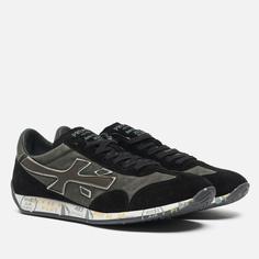 Мужские кроссовки Premiata Jackyx 5497, цвет серый, размер 45 EU
