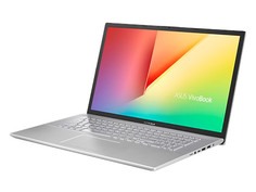 Ноутбук ASUS X712EA-BX101R 90NB0TW1-M01070 (Intel Core i5-1135G7 2.4 GHz/8192Mb/512Gb SSD/Intel Iris Xe Graphics/Wi-Fi/Bluetooth/Cam/17.3/1600x900/Windows 10 Pro 64-bit)