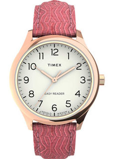 женские часы Timex TW2U81000. Коллекция Easy Reader Gen1