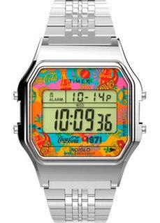 мужские часы Timex TW2V25900. Коллекция T80