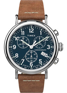 мужские часы Timex TW2T68900. Коллекция Standard Chronograph