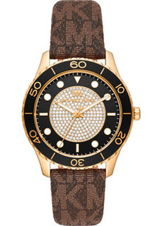fashion наручные женские часы Michael Kors MK6979. Коллекция Runway