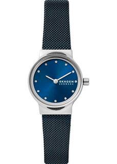Швейцарские наручные женские часы Skagen SKW3008. Коллекция Mesh