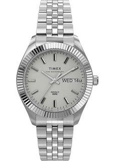 женские часы Timex TW2U78700. Коллекция Waterbury Legacy