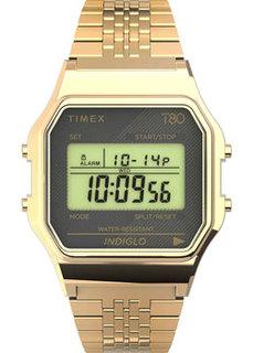 мужские часы Timex TW2U93500. Коллекция T80