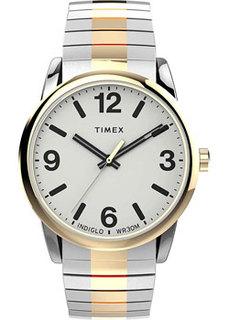 мужские часы Timex TW2U98600. Коллекция Easy Reader