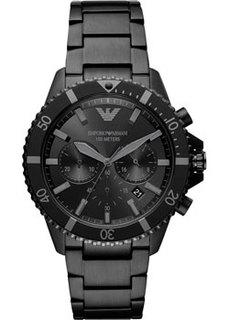 fashion наручные мужские часы Emporio armani AR11363. Коллекция Diver