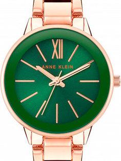 fashion наручные женские часы Anne Klein 3876GNRG. Коллекция Metals