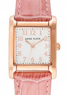 fashion наручные женские часы Anne Klein 3888RGPK. Коллекция Leather