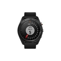 Смарт-часы Garmin Approach S60 Black (010-01702-00)