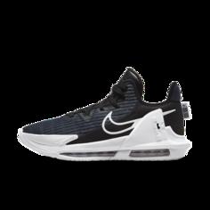Баскетбольные кроссовки LeBron Witness 6 - Черный Nike