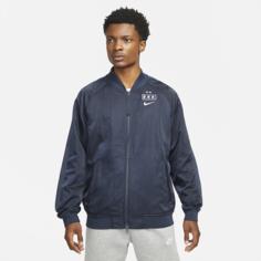 Мужская куртка FFF - Синий Nike