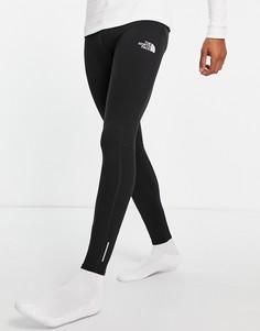 Черные спортивные леггинсы The North Face Movement-Черный цвет