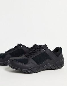 Черные кроссовки Cat Footwear Profuse-Черный цвет Caterpillar