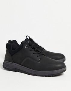 Черные легкие кроссовки Cat Footwear Titus-Черный цвет Caterpillar