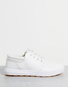 Белые кроссовки для бега Cat Footwear Proxy-Белый Caterpillar