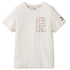 Детская футболка T4C Kids' Tee Puma