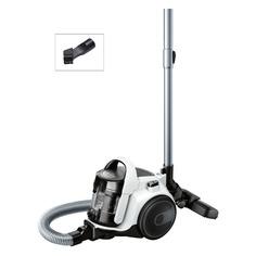 Пылесос Bosch BGS05A225, 700Вт, белый/черный