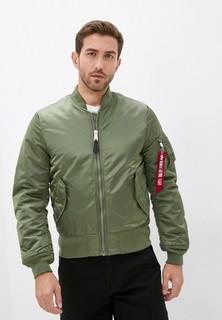 Куртка утепленная Alpha Industries MA-1 SLIM FIT
