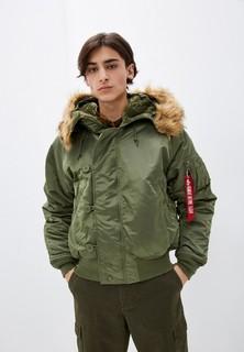 Куртка утепленная Alpha Industries N-2B PARKA HERITAGE