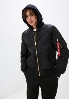 Куртка утепленная Alpha Industries MA-1 NATUS