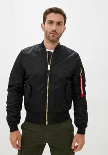 Куртка утепленная Alpha Industries REVERSIBLE, MA-1 SLIM FIT