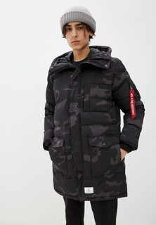 Парка Alpha Industries N-3B QUILTED PARKA
