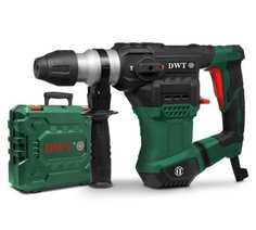 Перфоратор DWT BH15-32 (черно-зеленый)