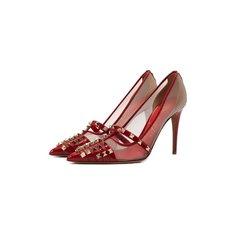 Кожаные туфли Rockstud Alcove Valentino