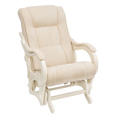 Кресло-качалка М. 78, Дуб шампань, Verona Vanilla Leset