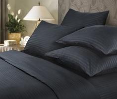 """Комплект постельного белья Нордтекс Verossa """"Black"""", 2-спальный"""