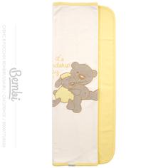 Конверт-одеяло Bembi Friendship, 90х90см БЕМБi