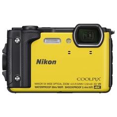 Фотоаппарат компактный Nikon Nikon COOLPIX W300 Yellow Nikon COOLPIX W300 Yellow