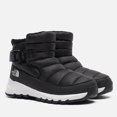 Женские ботинки The North Face ThermoBall Pull-On, цвет чёрный, размер 36 EU