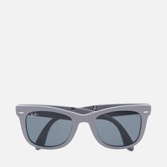 Солнцезащитные очки Ray-Ban Wayfarer Folding, цвет , размер 50mm